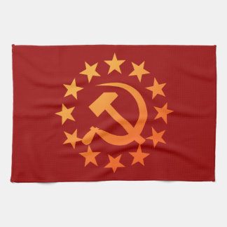 Soviet 3 kitchen towel
