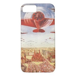 Soviet Aviation iPhone 8/7 Case