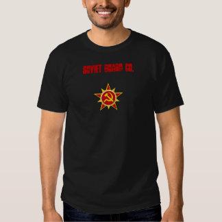 Soviet Board Co. Yellow Star Shirt