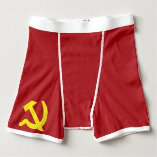 Soviet Boxer briefs