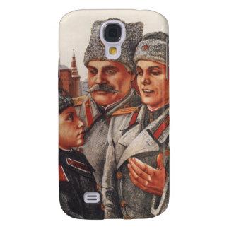 Soviet Carcasa Para Galaxy S4