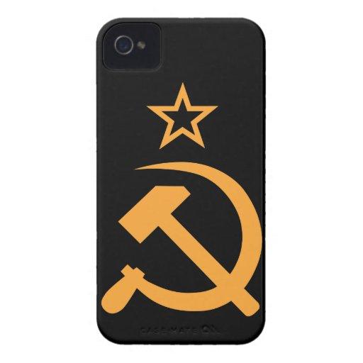 Soviet iPhone 4 Cover