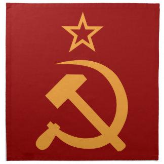 Soviet Cloth Napkin