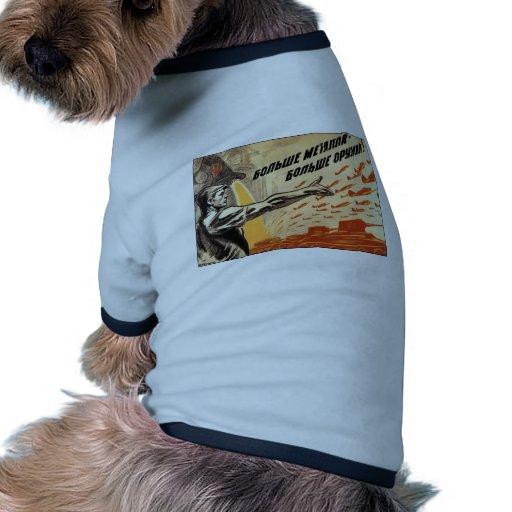 Soviet Dog T-shirt
