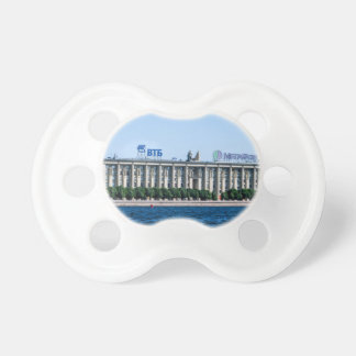 Soviet-era office building pacifier
