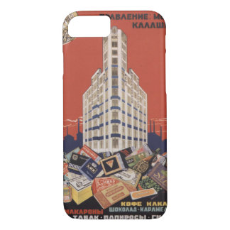 Soviet Factory iPhone 8/7 Case