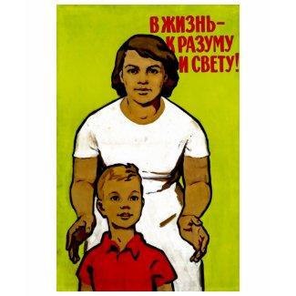 Soviet Family Propaganda shirt