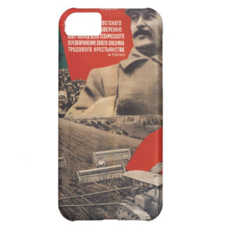 Soviet Farms Case For iPhone 5C