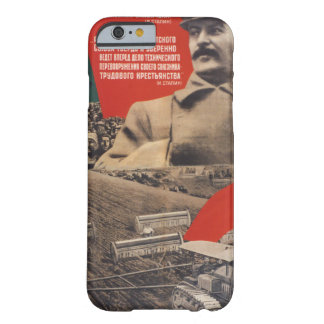 Soviet Farms Barely There iPhone 6 Case