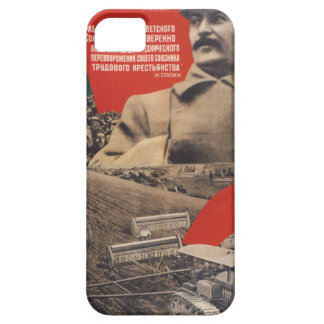 Soviet Farms iPhone SE/5/5s Case