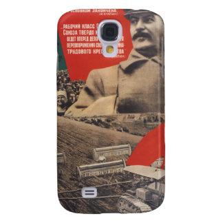 Soviet Farms Galaxy S4 Cover