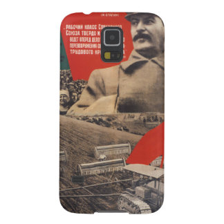 Soviet Farms Galaxy S5 Cover