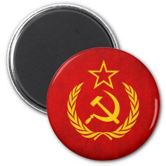 Soviet Flag Magnet