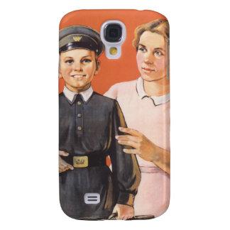 Soviet Funda Para Galaxy S4