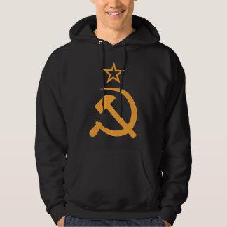 Soviet Hooded Pullover