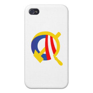 Soviet + Hope iPhone 4 Cover