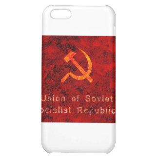 Soviet iPhone 5C Cover