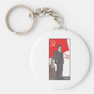 Soviet Keychain