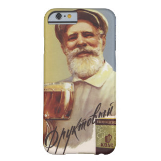 Soviet Kvass Barely There iPhone 6 Case