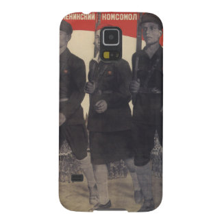 Soviet March Case For Galaxy S5