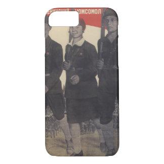 Soviet March iPhone 7 Case