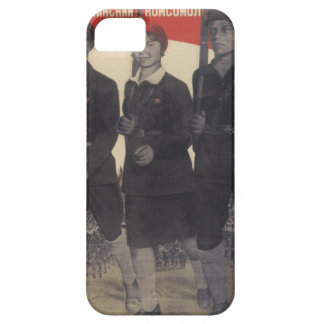 Soviet March iPhone SE/5/5s Case