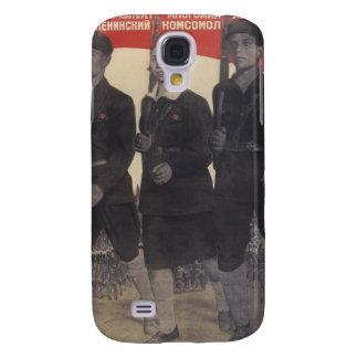 Soviet March Samsung S4 Case