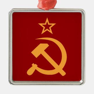 Soviet Metal Ornament