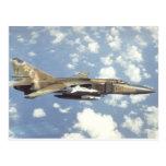 Soviet MiG-23 Flogger Postcard