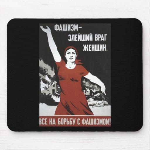 Soviet Mouse Pad