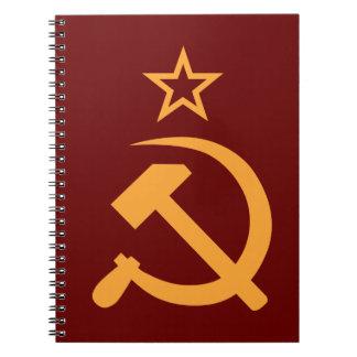 Soviet Spiral Note Books