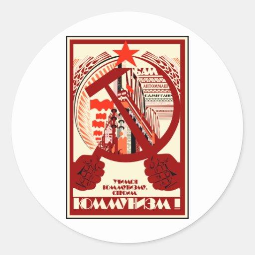 Soviet Pegatina
