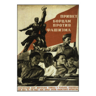 Soviet Póster