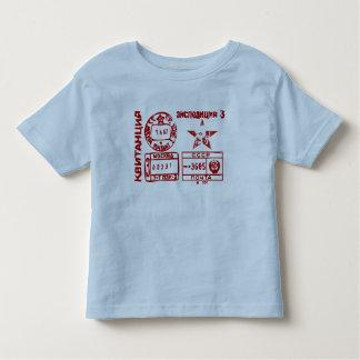Soviet Postmark Toddler T-shirt