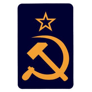 Soviet Vinyl Magnet