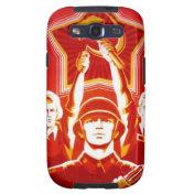 Soviet Propaganda Galaxy S3 Cover