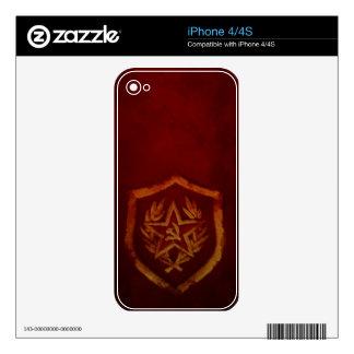 soviet red army chevrom iPhone 4S skins