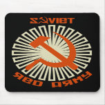 Soviet Red Army Hammer & Sickle 2 Mouse Mats