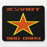 Soviet Red Army Star 2 Mouse Mats