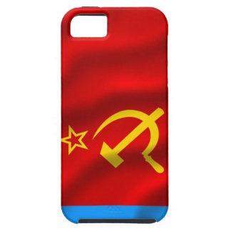 Soviet ruso FED Socialist Rep. Caso de Iphone 5 iPhone 5 Case-Mate Cobertura