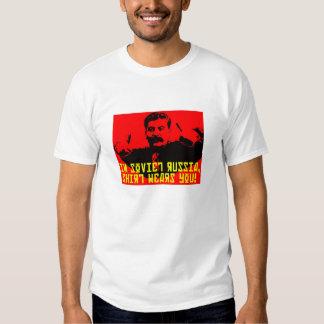Soviet Russia Yakov Smirnoff Shirt