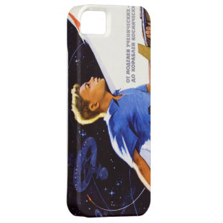 Soviet Space Program iPhone SE/5/5s Case