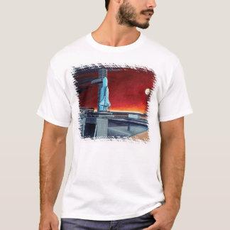 Soviet Space Shuttle T-Shirt