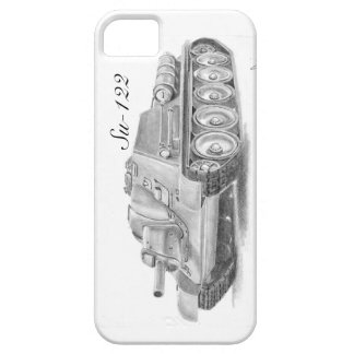 Soviet Su122 iphone case iPhone 5 Covers