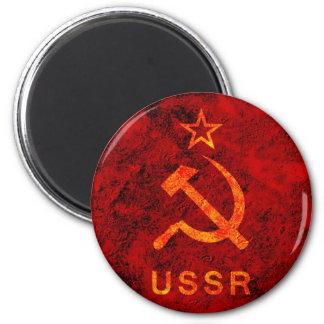 Soviet Symbol 2 Inch Round Magnet