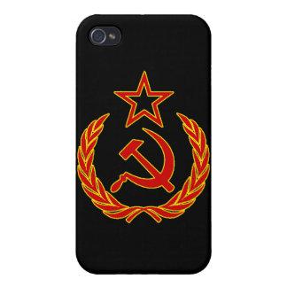 Soviet Symbol iPhone 4 Cover