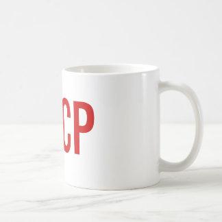 "Soviet Union ""CCCP"" Classic White Coffee Mug"