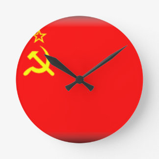 Soviet Union Clock