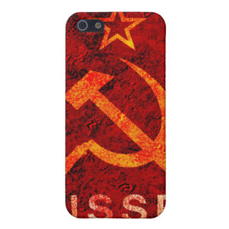 Soviet Union Cover For iPhone SE/5/5s