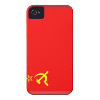 Soviet Union Flag Case-Mate iPhone 4 Case